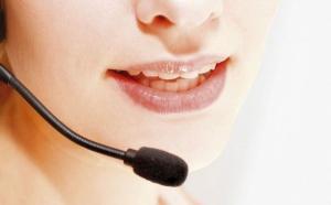 Relation client : panier moyen plus élevé par téléphone que par Internet
