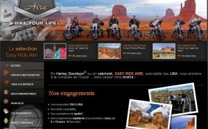 Easy Ride Aire : les Etats-Unis version bikers