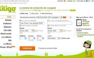 Liligo veut devenir le premier site comparateur de voyages en Europe