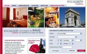 Escapade Parisienne veut mieux promouvoir ses hôtels