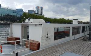 PARISCityVISION acquiert un 5e bateau pour La Marina