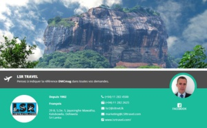 Sri Lanka : LSR Travel débarque sur DMCMag.com