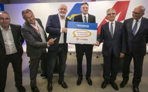 Les vols Air Malta font leur entrée sur le site de Ryanair