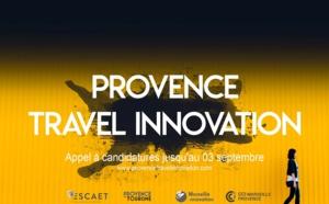 Start-up : appel à candidatures pour le Provence Travel Innovation