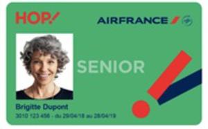 HOP! : réduction de 10 € sur les cartes Jeune, Senior et Week-end