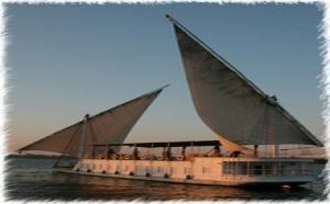 Fleuves du Monde : un bateau à énergie solaire sur le Nil
