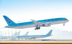 Korean Air ouvre une ligne Boston - Séoul