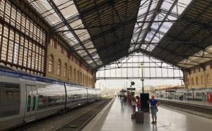 Déraillement Marseille Saint-Charles : fissure sur un rail