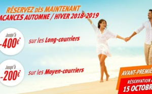 Hiver 2018-2019 : FRAM lance ses early bookings