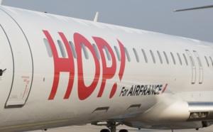Metz-Nancy-Lorraine : HOP! prolonge les vols vers Marseille et Nice cet hiver