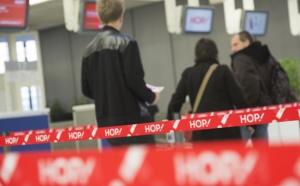 HOP! : 75 postes menacés pour motif économique
