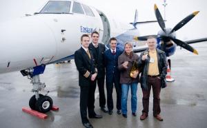 Eastern Airways : 5000 passagers entre Dijon, Bordeaux et Toulouse