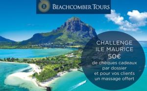 Beachcomber Tours fait gagner des cadeaux aux agents de voyages...