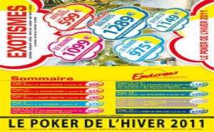 Exotismes lance son ''Poker de l'Hiver''