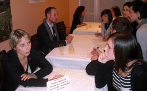 Rencontres entre étudiants et professionnels à Toulouse