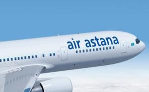Air Astana : +10% de passagers au 1er semestre 2018