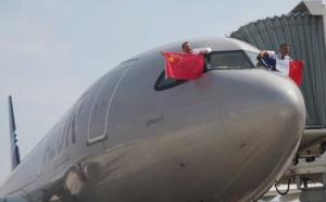 Aigle Azur a pris son envol entre Paris et Pékin