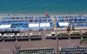Côte d'Azur : les clientèles étrangères tirent la croissance en juillet