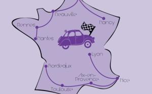 Rentrée 2018 : le Rallye Kuoni repart sur les routes de France