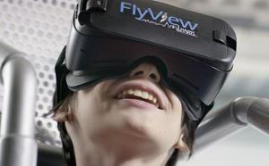 Réalité virtuelle : j'ai testé pour vous Fly View Paris... planant !