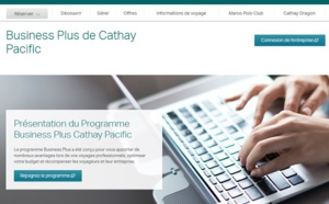 "PME : Cathay Pacific lance le programme ""Business Plus"""