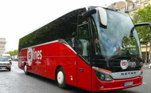 Isilines : + 50% de passagers en juillet et août 2018