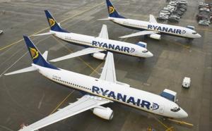 Grève Ryanair : 150 vols supprimés en Allemagne mercredi 12 septembre 2018