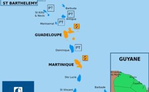 Tempête tropicale Isaac : modifications du programme de vols en Guadeloupe