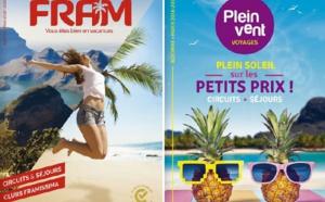 Fram et Plein Vent sortent leurs collections automne-hiver 2018-2019