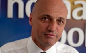 Denis Wathier, élu président de l'Union des distributeurs du voyage (Udiv)