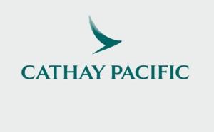 Cathay Pacific : nouvel horaire du vol CX279 Hong Kong - Paris