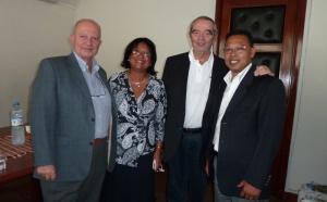 Madagascar : des professionnels solidaires dans la crise