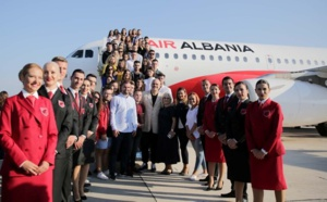 Air Albania : la nouvelle et obscure compagnie européenne