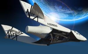 Tourisme spatial : 400 places réservées ferme Chez Virgin Galactic !
