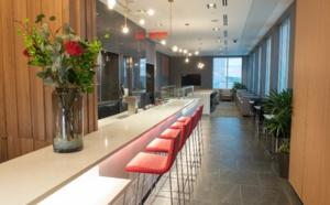 Air Canada ouvre un nouveau lounge à l'aéroport de Saskatoon