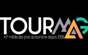 TourMaG.com, un nouveau logo pour une nouvelle image !