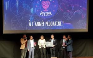 MisterFly et l'association Imagine For Margo remportent le Trophée du Cœur 2018