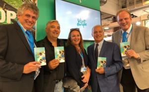 IFTM : Visit Europe lance sa saga de romans policiers