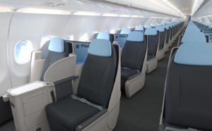 La Compagnie dévoile son A321neo 100% classe affaires (vidéo)