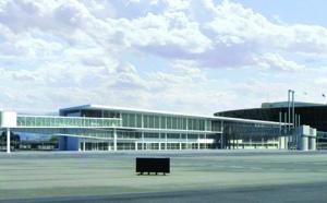 Le trafic de l'aéroport Nice Côte d'Azur marque un recul de 2,3 % en 2010