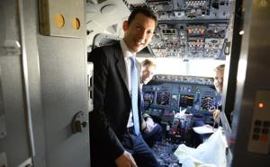 L'intersyndicale d'Air France sera reçue le 1er octobre 2018 par Benjamin Smith