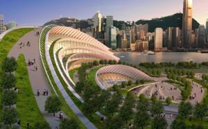 Hong Kong se dote d'une ligne à grande vitesse