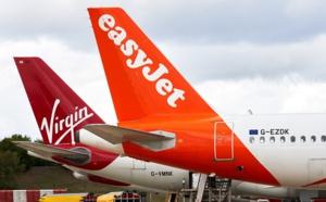 easyjet étoffe son réseau de correspondance avec Virgin Atlantic