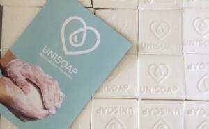 Unisoap : quand les savonnettes des hôtels sauvent des vies