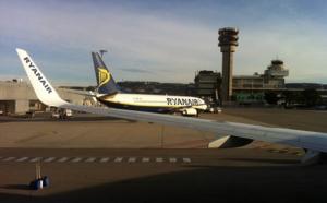 Ryanair relie Nantes à Valence