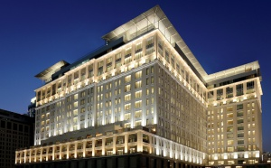 Dubai : le Ritz-Carlton DIFC ouvre ses portes
