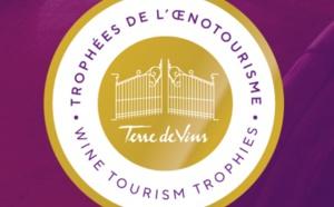 Terre de vins et Atout France lancent les Trophées de l'Oenotourisme