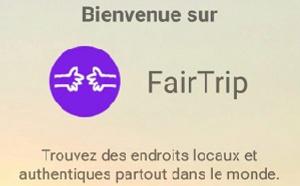 FairTrip, l'appli du voyage responsable