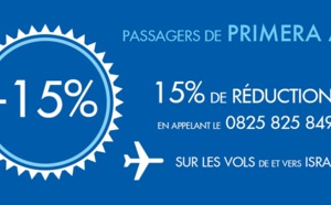 Faillite Primera Air : ASL fait une promo pour les vols vers Israël