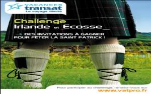 Vacances Transat : challenge de ventes Irlande et Ecosse